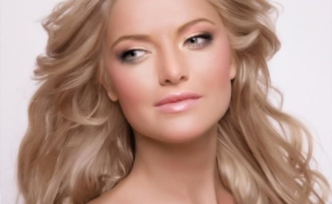 Какой макияж подходит блондинкам?