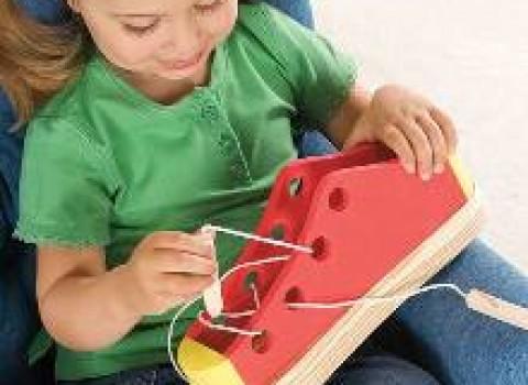 Развитие мелкой моторики - важная часть развития ребенка